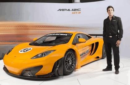 2011 McLaren MP4-12C GT3 21