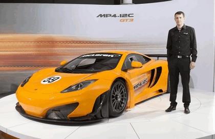 2011 McLaren MP4-12C GT3 23