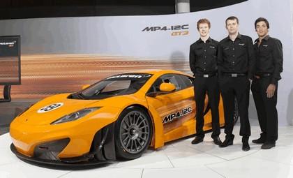 2011 McLaren MP4-12C GT3 24