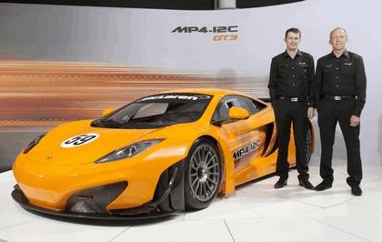 2011 McLaren MP4-12C GT3 25