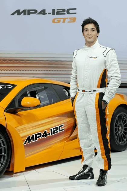 2011 McLaren MP4-12C GT3 26