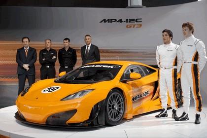 2011 McLaren MP4-12C GT3 27