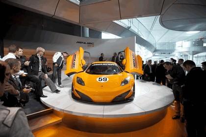 2011 McLaren MP4-12C GT3 28
