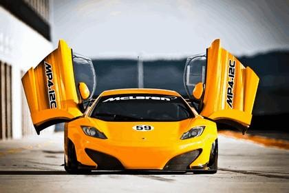 2011 McLaren MP4-12C GT3 29