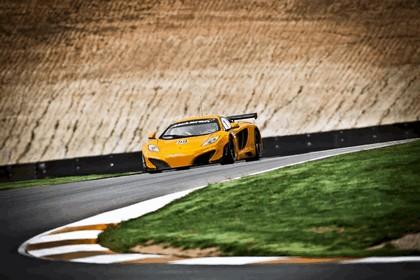 2011 McLaren MP4-12C GT3 32