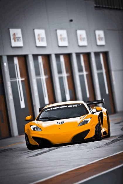 2011 McLaren MP4-12C GT3 34
