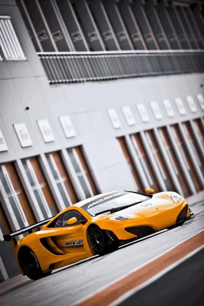 2011 McLaren MP4-12C GT3 35