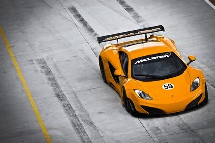2011 McLaren MP4-12C GT3 37