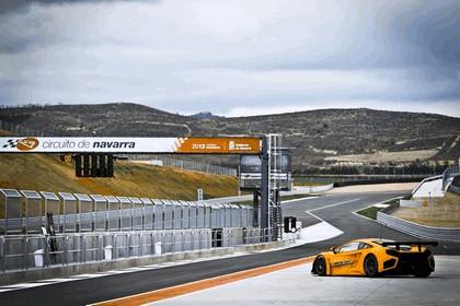 2011 McLaren MP4-12C GT3 38