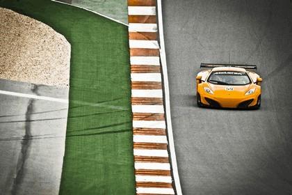 2011 McLaren MP4-12C GT3 40