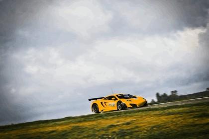 2011 McLaren MP4-12C GT3 44