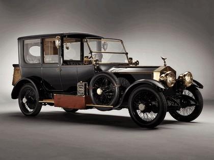 1915 Rolls-Royce Silver Ghost 40-50 Hamshaw Limousine 1