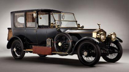 1915 Rolls-Royce Silver Ghost 40-50 Hamshaw Limousine 2