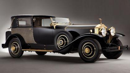 1929 Rolls-Royce Phantom Springfield Riviera Town Brougham by Brewster 4
