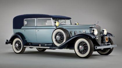 1930 Cadillac Sixteen v16 convertible sedan by Saoutchik 7