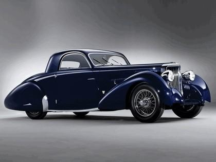 1935 Jaguar SS 100 coupé by Graber 1