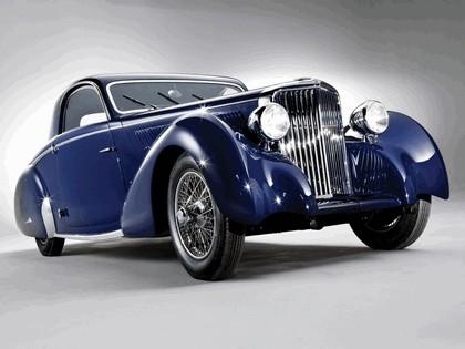 1935 Jaguar SS 100 coupé by Graber 4