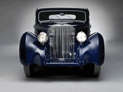 1935 Jaguar SS 100 coupé by Graber 5