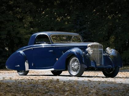 1935 Jaguar SS 100 coupé by Graber 6