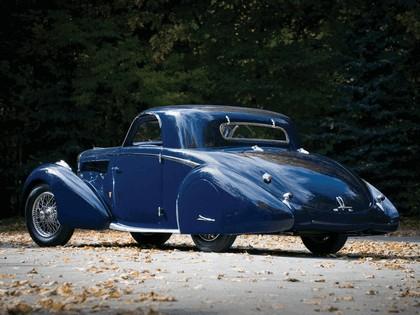 1935 Jaguar SS 100 coupé by Graber 7