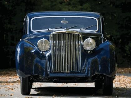 1935 Jaguar SS 100 coupé by Graber 8
