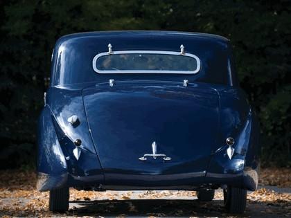 1935 Jaguar SS 100 coupé by Graber 9