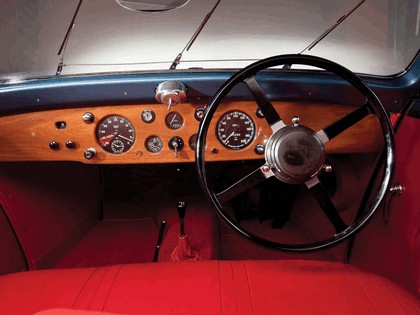 1935 Jaguar SS 100 coupé by Graber 10