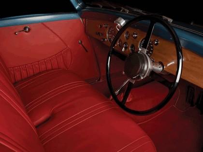 1935 Jaguar SS 100 coupé by Graber 11
