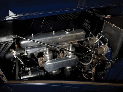 1935 Jaguar SS 100 coupé by Graber 12