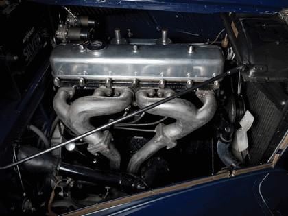 1935 Jaguar SS 100 coupé by Graber 13