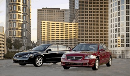 2005 Nissan Altima 20