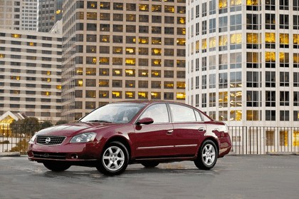 2005 Nissan Altima 21