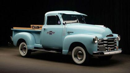 1951 Chevrolet 3100 Pickup 6