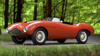 1953 Aston Martin DB2-4 Competition spider by Bertone 7