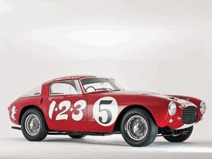 1953 Ferrari 250 MM Berlinetta by Pininfarina 1