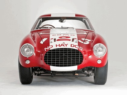 1953 Ferrari 250 MM Berlinetta by Pininfarina 4