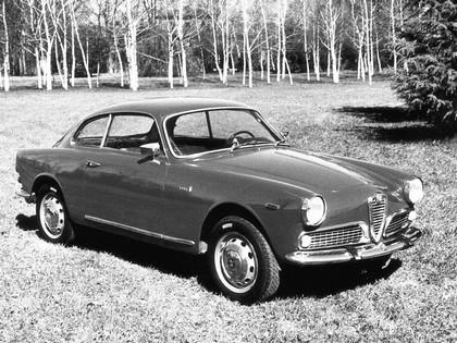 1954 Alfa Romeo Giulietta Sprint by Bertone 1