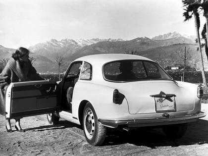 1954 Alfa Romeo Giulietta Sprint by Bertone 7