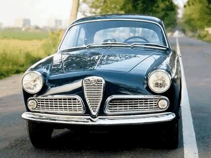1954 Alfa Romeo Giulietta Sprint by Bertone 10