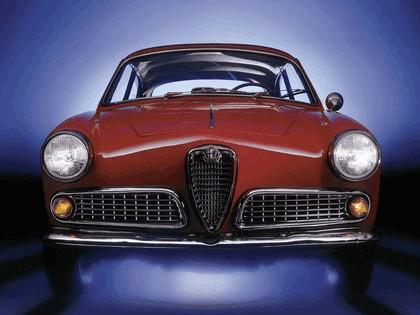 1954 Alfa Romeo Giulietta Sprint by Bertone 12