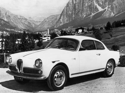 1954 Alfa Romeo Giulietta Sprint by Bertone 14