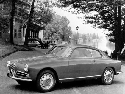 1954 Alfa Romeo Giulietta Sprint by Bertone 17