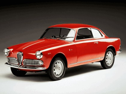 1954 Alfa Romeo Giulietta Sprint by Bertone 19