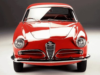 1954 Alfa Romeo Giulietta Sprint by Bertone 21