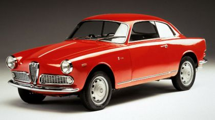 1954 Alfa Romeo Giulietta Sprint by Bertone 8