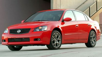 2005 Nissan Altima-SE-R 1