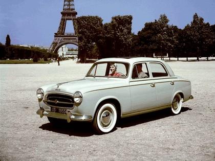 1955 Peugeot 403 2