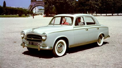1955 Peugeot 403 9