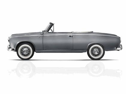 1955 Peugeot 403 cabriolet 1