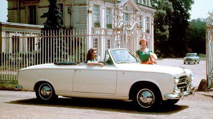 1955 Peugeot 403 cabriolet 6